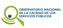 Observatorio nacional de la calidad de los servicios públicos