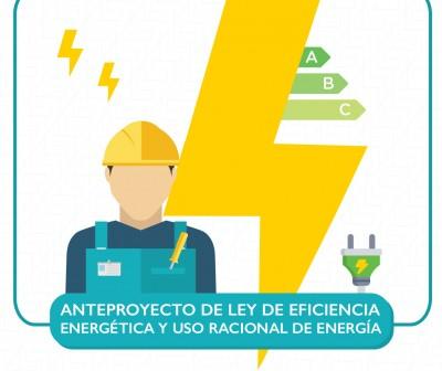 MEM abre consulta sobre anteproyecto de ley de eficiencia energética