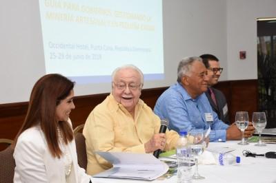 Isa Conde: la mujer debe ser incorporada a la cadena de valor de la minería artesanal