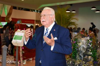 Ministerio de Energía y Minas promueve la cultura de reciclaje