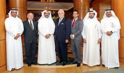 Isa Conde culmina productivo viaje al Estado de Qatar