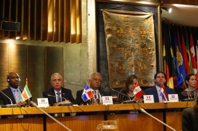VM Vilalta participa en diálogo sobre Gobernanza de Recursos Naturales de CEPAL