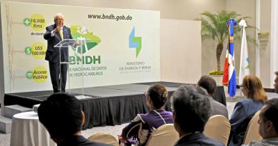 Energía y Minas presenta la primera base de datos para desarrollar la industria de hidrocarburos