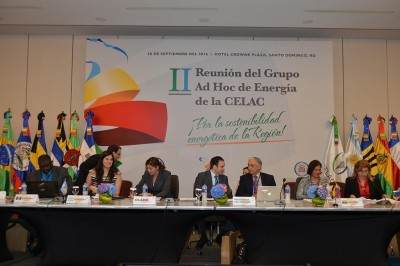 Grupo de CELAC valida hoja de ruta para la energía sostenible