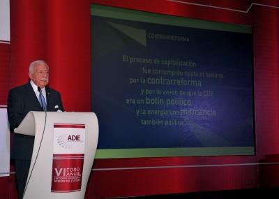 Isa Conde pide evitar que las reformas resultantes del Pacto Eléctrico se corrompan