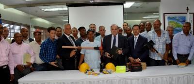 Ministerio de Energía y Minas inicia Registro de las Primeras Asociaciones de Mineros a Pequeña Escala