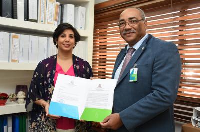 Energía y Minas entrega habilitación a la Sociedad Dominicana de Geología