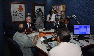 Isa Conde: auditar obras de Odebrecht contribuiría a que expedientes se sostengan