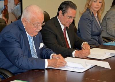 MEM y UASD crearán modelo de ahorro y eficiencia energética