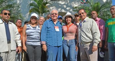 Energía y Minas se suma a prevención del dengue con su personal y el liderazgo comunitario de Cotuí