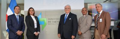 Ministerio de Energía y Minas presenta nueva imagen e identidad institucional en el marco de su segundo aniversario