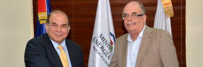 Ministerio de Energía y Minas y Archivo General de la Nación firman Convenio