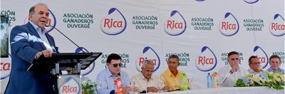 Pelegrín Castillo advierte Seguridad Energética garantiza al país Seguridad Alimentaria