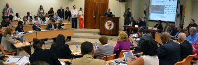 Ministerio de Energía y Minas realiza Encuentro Internacional Hacia la Transparencia de la Industria Minera en la República Dominicana