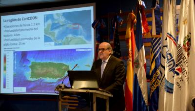Con el apoyo de Energía y Minas ANAMAR inicia Conferencia Internacional Marítima y Oceánica