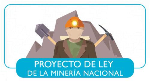 Proyecto de ley de la minería nacional