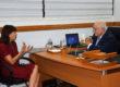 Embajadora de EEUU elogia aportes de Energía y Minas al desarrollo energético