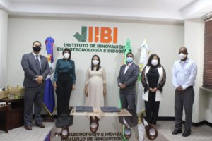 MEM entrega al IIBI equipos para determinar autenticidad de alimentos