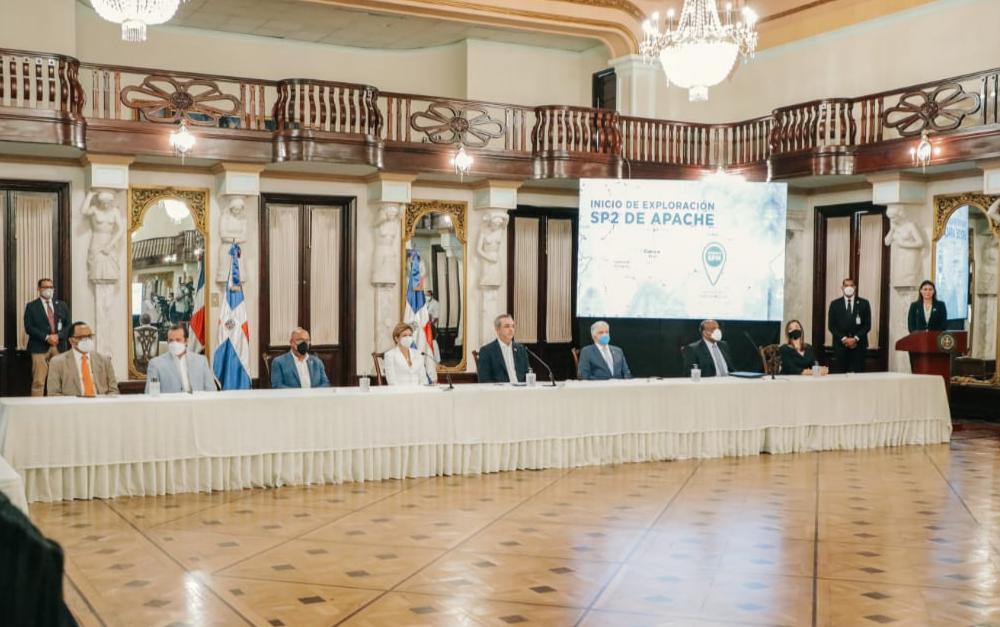 Ministro Energía y Minas resalta importancia acuerdo con empresa buscará petróleo SPM