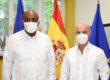 Ministro de Energía y Minas participa encuentro con Embajador España