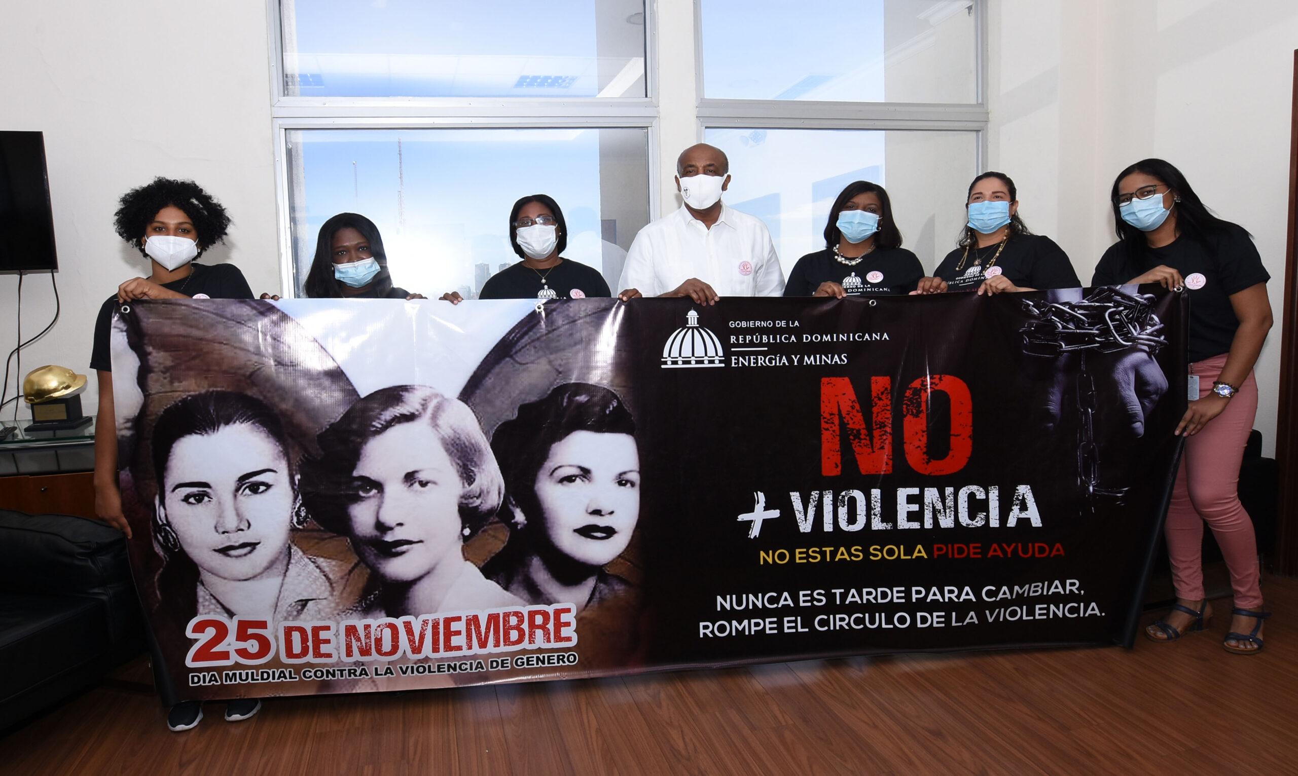 Antonio Almonte preocupado sobre la violencia de género