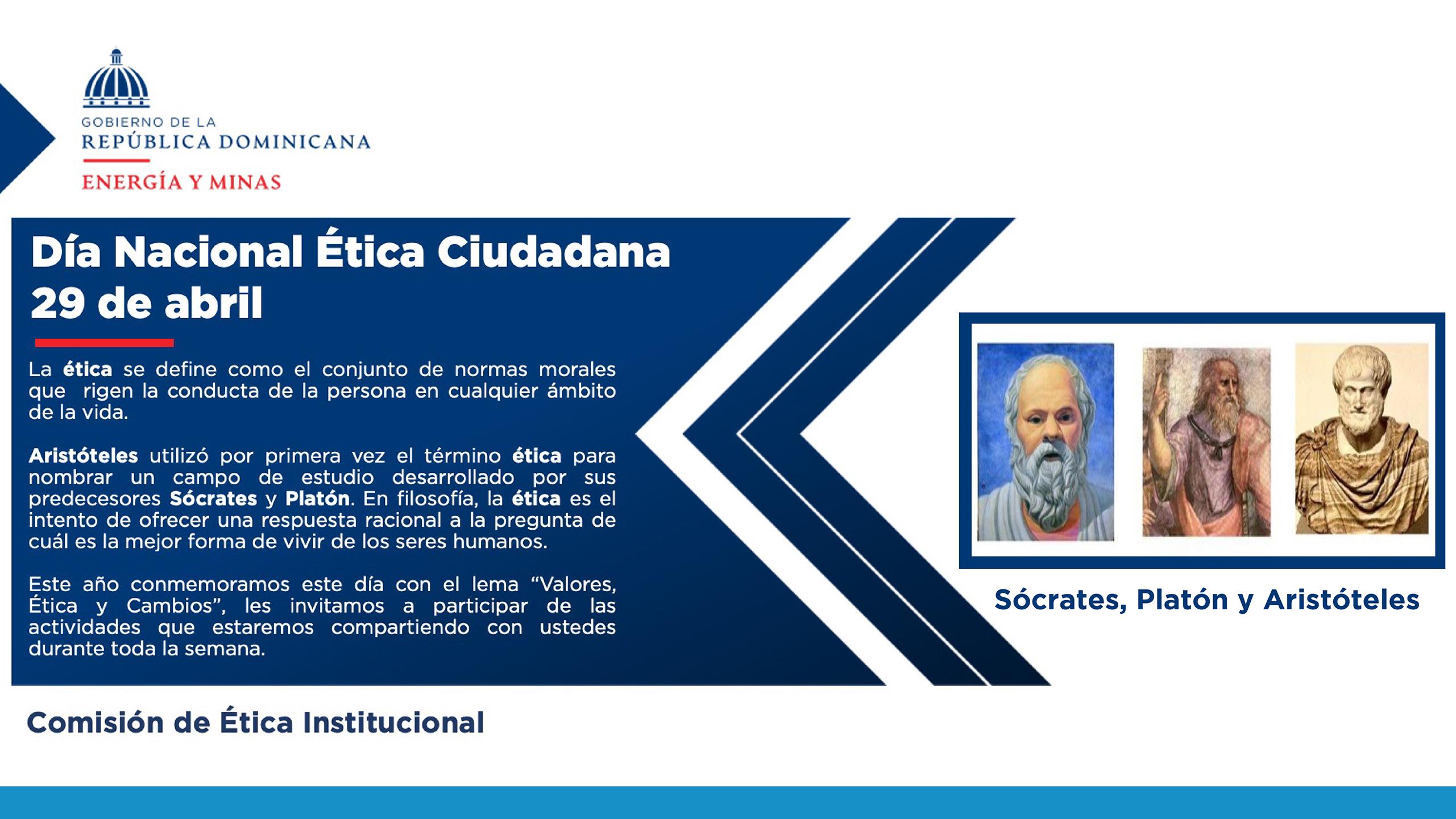 dia de la nacional etica ciudadana